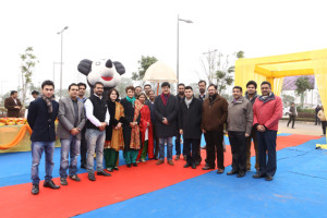 DLF Hyde Park Estate celebrates Lohri amid beats of drum and bonfire at New Chandigarh