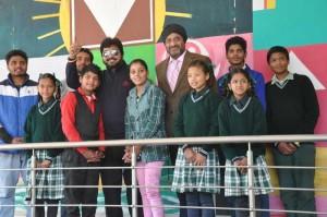 UK based Philanthropic Organization – Punjabi Circle International, holds Audition, selects needy talented child singers