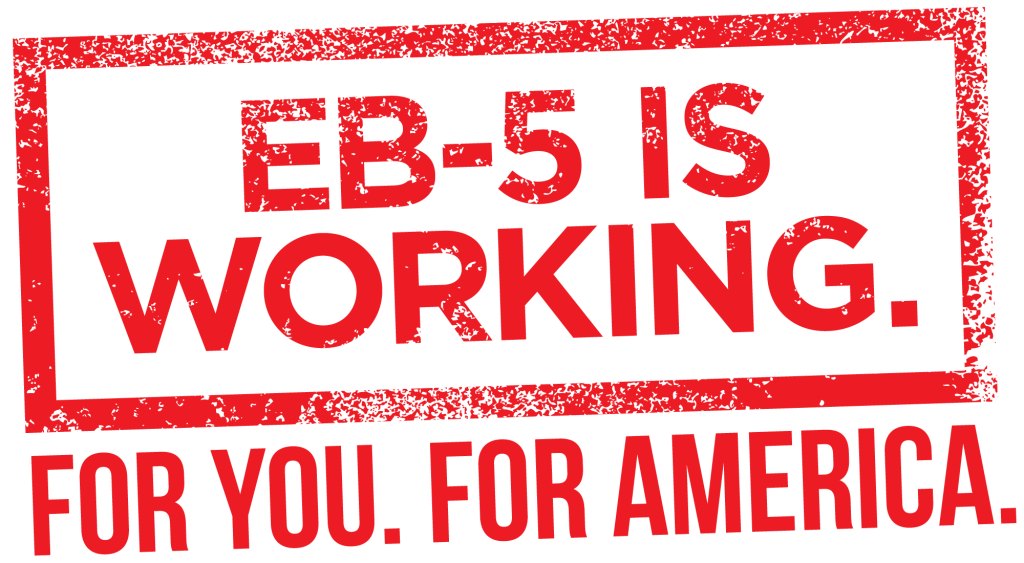 EB-5 IS WORKING FOR YOU_RED