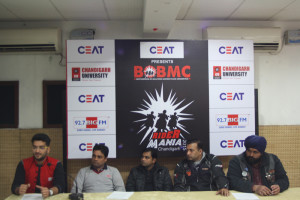 CEAT Ride for Safety by Road Survivors Chandigarh & Chandigarh University