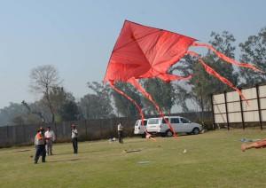 Ireo hosts Kite Flying Festival at Waterfront to celebrate Makar Sankranti