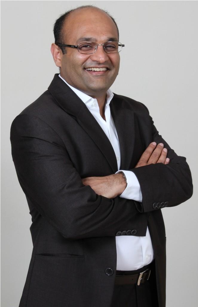 Mr. Vishal Gupta, Managing Director, Ashiana Housing