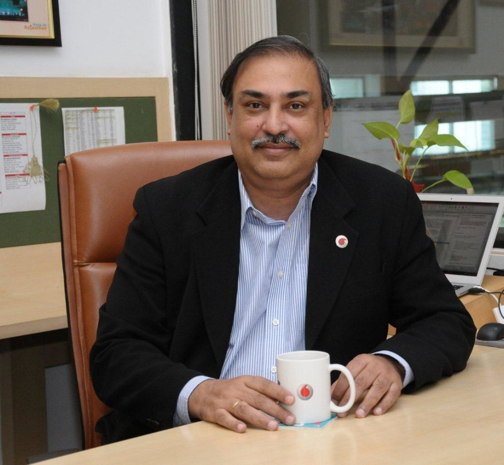 Sunil Sood, Vodafone