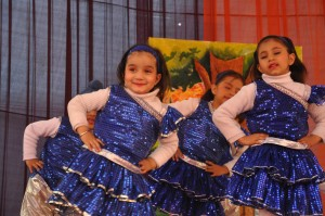 Brilliance World School holds its Annual Day 'Symphony'