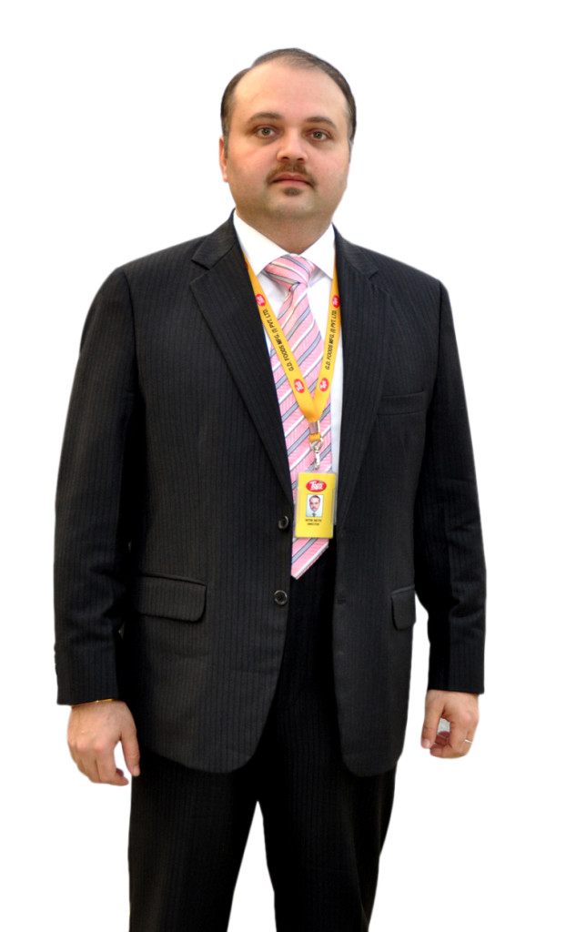 Mr. Nitin Seth, Managing Director, G.D. Foods Mfg. (India) Pvt. Ltd