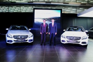 Mercedes-Benz launches the much awaited new C-Class diesel
