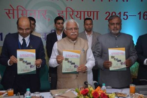 NABARD projects Rs. 89049 crore credit plan for Haryana State for the year 2015-16