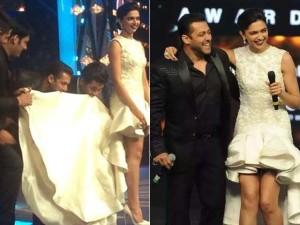 Salman Khan, Deepika Padukone and a Filmfare Jumme Ki Raat
