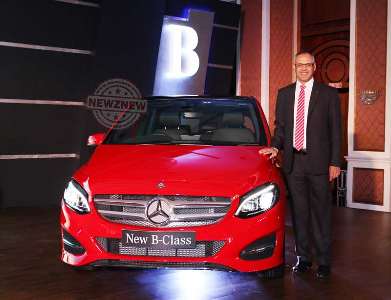 Mercedes benz redefines luxury touring in india for Mercedes benz dealers in maryland