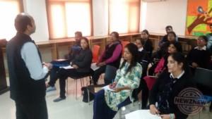 Brilliance World School holds teacher training workshop