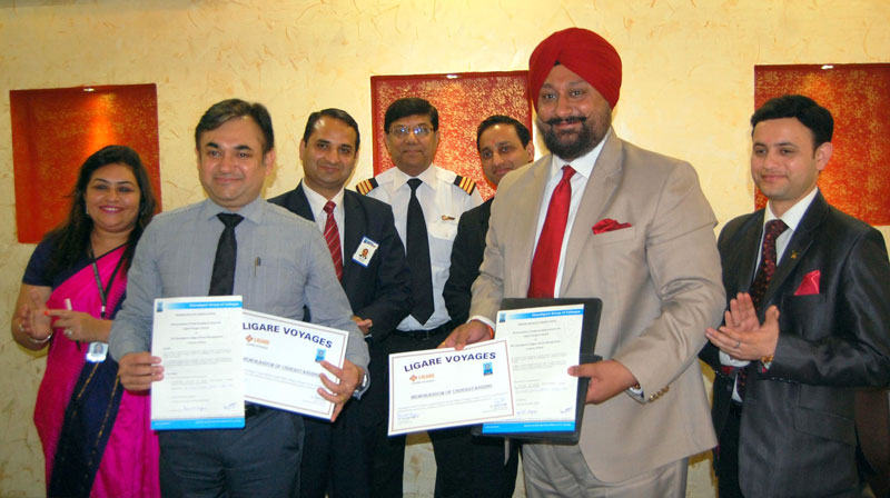 CGC-Landran-signed-MoU-with-Ligare-Voyages-Limited-to-create-opportunities-galore-for-Students