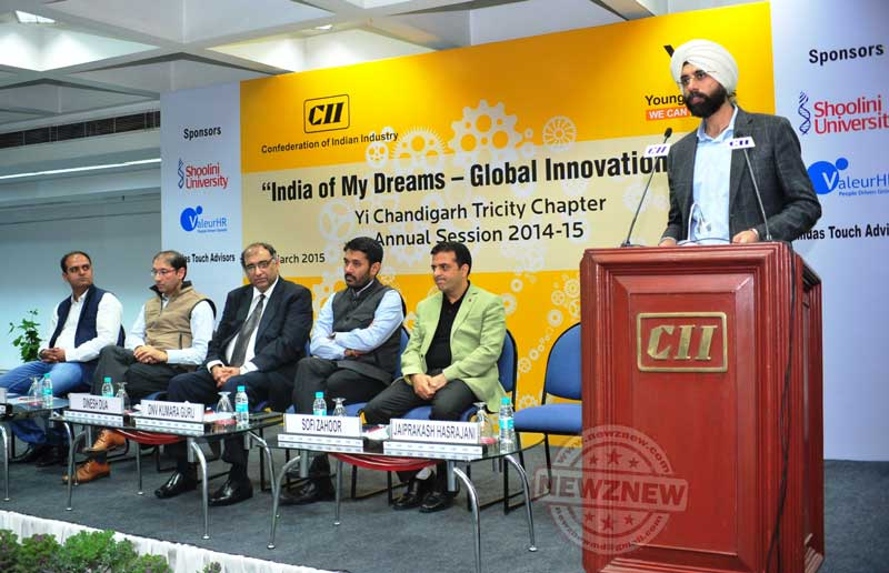 CII-Yi-Chandigarh-Tricity-Chapter-annual-session-in-progress