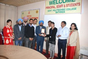 Debate held on Energy Efficiency and Conservation at Govt Polytechnic College