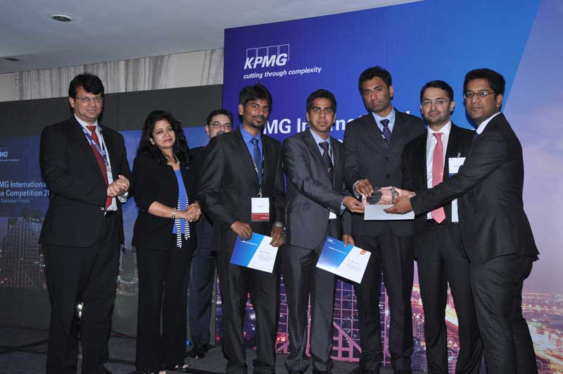 India-School-of-Business-wins-the-prestigious--KPMG-International-Case-Competition