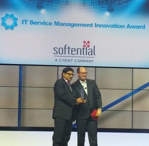 Softential Continues Winning Streak with Second Consecutive IBM Beacon Award for Innovation