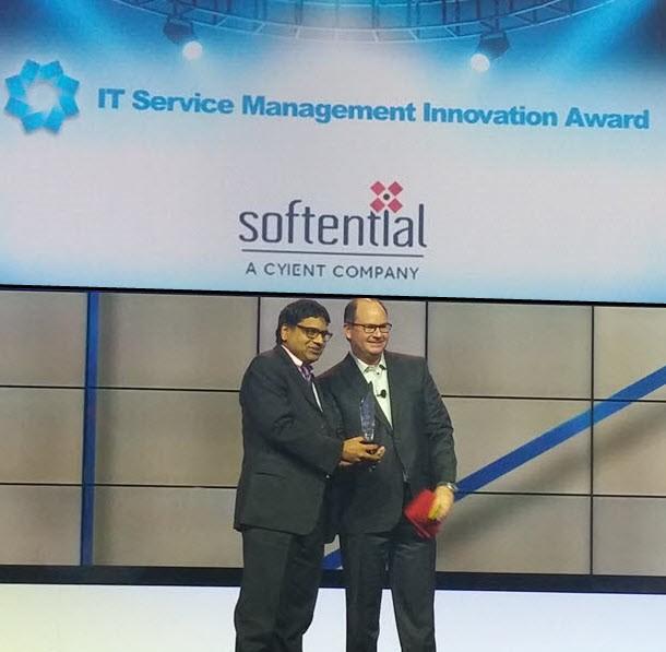 Softential - Award Ceremony