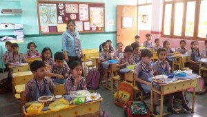 World Health Day celebrated At Doon Public School
