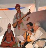 88th Akhil Bhartiya Marathi Sahitya Sammelan held at Ghuman