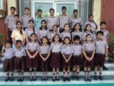 Doon Public School holds Investiture Ceremony
