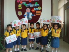 World Health Day Celebrations at SMD LITTLE CHAMP SMART SCHOOL