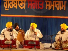 Three-day Festival of Gurbani Sangeet Charms Delhi