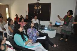 Teacher Training Workshop at the British School, Chandigarh