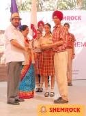 Investiture ceremony held at Shemrock School