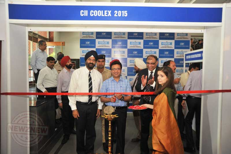 Mr-Anurag-Aggarwal-inaugurating-the-CII-Coolex-Show-at-Himachal-Bhawan-in-sector-28-Chandigarh