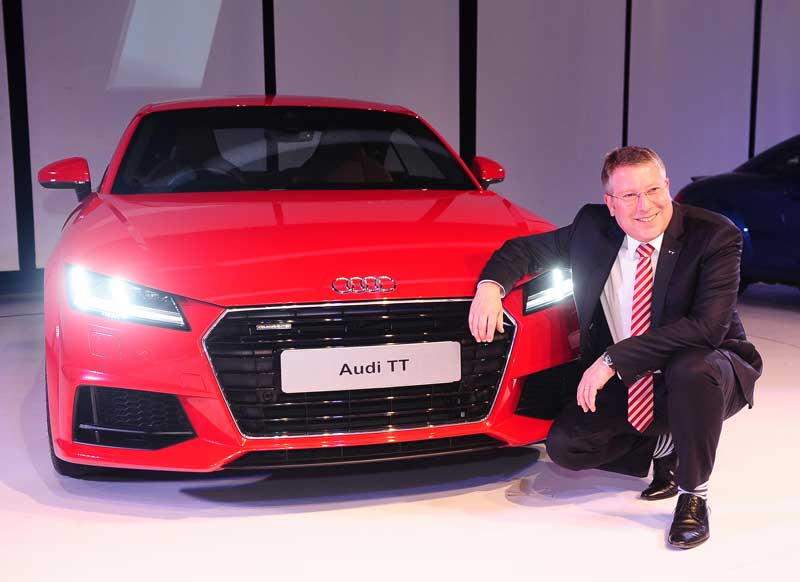Mr.-Joe-King,-Head,-Audi-India-with-the-all-new-Audi-TT.-The-car-has-been-launched-at-INR-60,34,000_--ex-showroom-Delhi-and-Mumbai.
