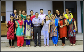 Chandigarh Students Shines in CTET Exam-2015