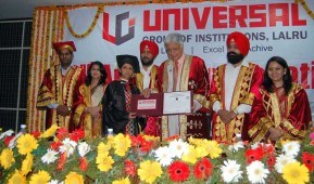 Universal College wondered 312 degrees in Convocation