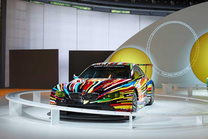 BMW-Art-Car-by-Jeff-Koons
