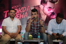 "Malwa Records launched with Ninja's new single ""Thokda Reha"""