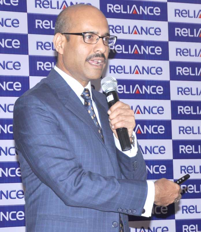 Pic1-Mr.-Manoranjan-Sahoo,-Chief-AgencyOfficer,Reliance-Life-Insurance