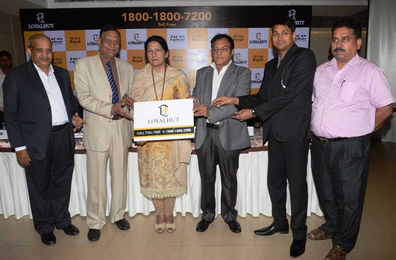 TollFree-release-Mayor-Poonam-Sharma-released-Toll-Free-service-of-Loyal-Hut