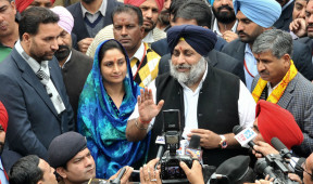 Punjab Govt will demand sensitive status for State's Intl. border on lines of Kashmir says, Sukhbir Singh Badal