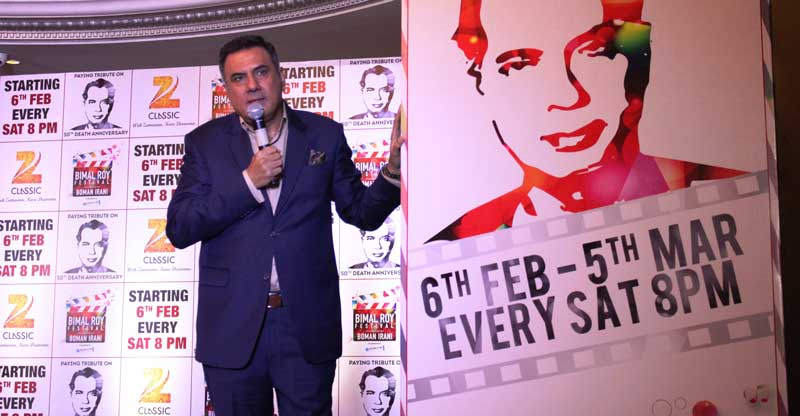Boman-Irani-at-the-launch-of-Zee-Classic's---'The-Bimal-Roy-Festival-presented-by-Boman-Irani'--1