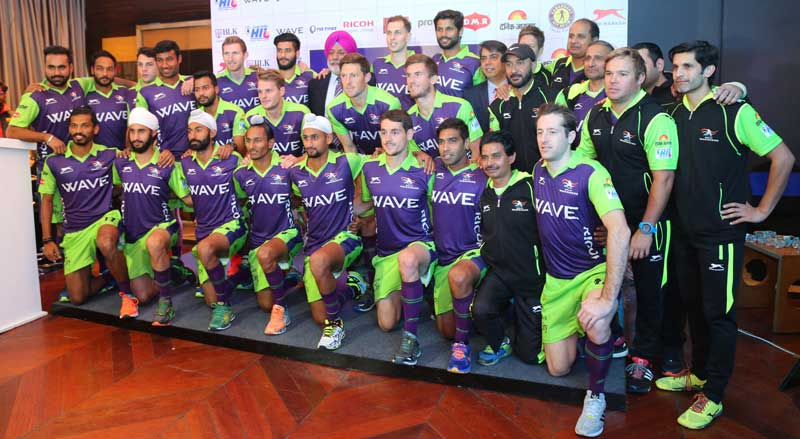 DELHI-WAVERIDERS-Unveils-Its-Young-Squad-for-Hockey-India-League-2016-at-Chandigarh_1