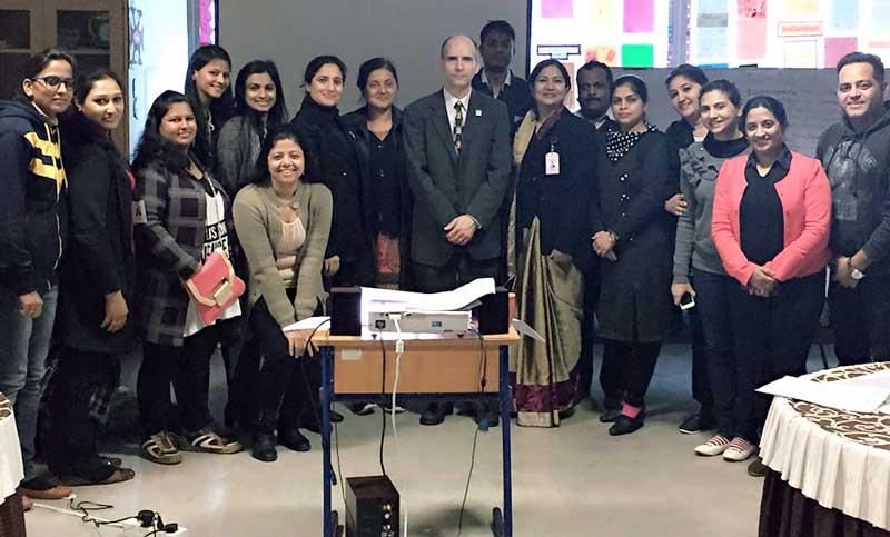 David-Bird,-Cambridge,-Principal-Ramanjit-Ghuman-&-others-at-Oakridge-International-School-during--two-days-ICT-Workshop-on-IGCSE-Curriculum