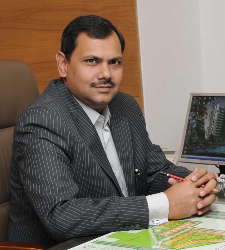 Mr.-Praveen-Jain,-President-NAREDCO--&-CMD,-Tulip-Infratech