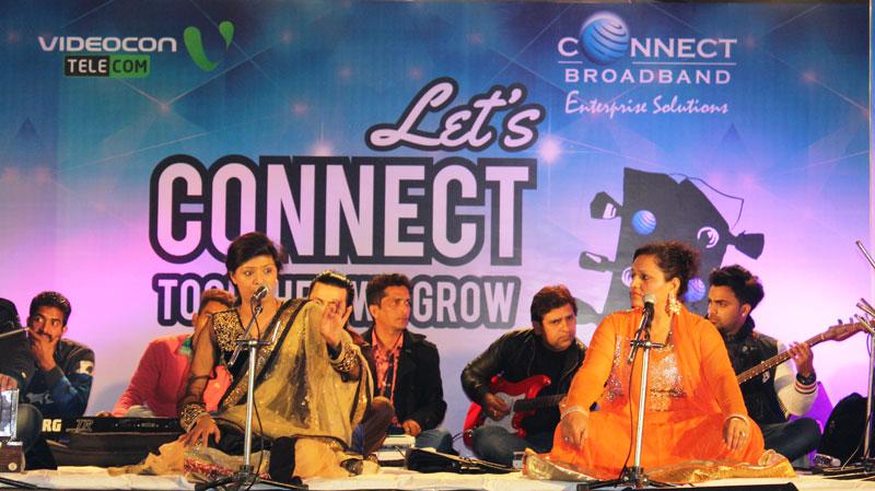 Nooran-sisters-performing-at-Connect-Enterprise-evening--in-Jalandhar