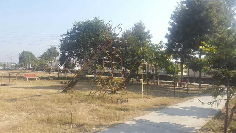 Parks-maintained-under-Sonalika-clean-initiative