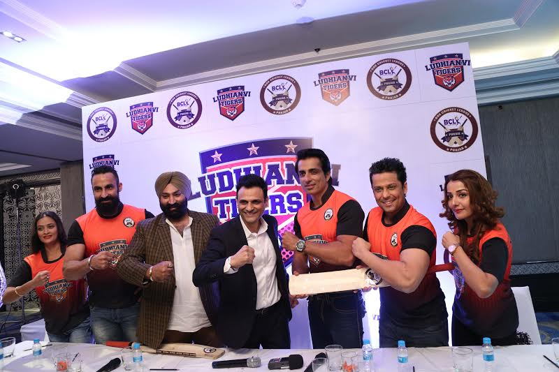 """Owner of the team is city industrialist Amanpreet Singh Sodhi who was present at the team's launch Ludhiana, February 22. The city of Ludhiana finally gets its team for the upcoming north region's biggest sports entertainment show and Punjab's first ever unisex celebrity cricket show Box Cricket League-Punjab. On Monday, the team Ludhianvi Tigers was launched in the presence of team owner Amanpreet Singh Sodhi and the face of the team actor Sonu Sood. Owner of the league Sumit Dutt was also present on this occasion. The show is brought to you by Leostride Entertainment & Xamm Telemedia Works, in association with Balaji Telefilms and Marinating Films. Sonu Sood is himself a Punjabi so he related to BCL-Punjab in a different way. He said, """"I think somewhere back of my mind I was waiting for such kind of entertainment from my side. I just love my job and I think this league will give me that creative satisfaction which I always hanker for. Plus the idea of propagating gender equality is awesome. I respect women and expect every man to respect them in the same way."""" Team owner Amanpreet Sodhi said, """"We are preparing hard for the game and the whole team is under practice now. We are all proud to be the part of BCL-Punjab and we wish to lift the trophy up with our hard work and dedication."""" Also with support of Sanjeev Dhanda, well known face of Ludhiana, Ex-Journal Satluj Club Ludhiana.  Owner of the league, Sumit Dutt elaborates, """"The presence of international Punjabi celebrities in the league is going to make it much more entertaining. Audience can expect a good amount of humor and thrill on the pitch. Our aim is to bring together big names of the industry which will be an absolute treat for the Punjabi viewers."""" The other two teams Chandigarhiye Yankies and Royal Patialvi are yet to be launched."""