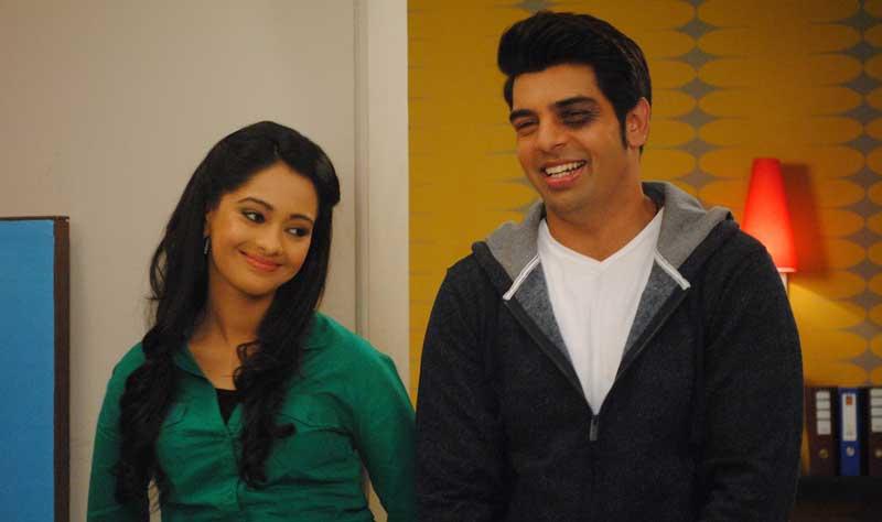 Anisha-and-Sunny-in-SAB-TV's-Sahib-Biwi-Aur-Boss