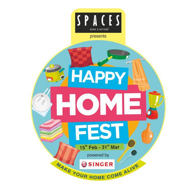 Happy Home Fest Logo