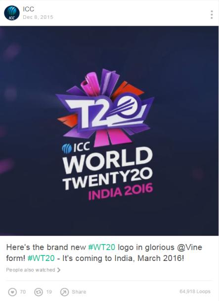 ICC T20 Logo