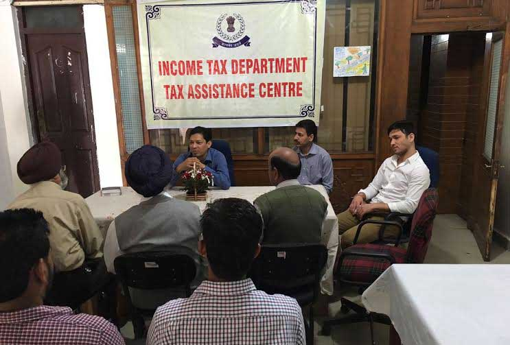 Income-Tax-Department-Awarnes-Camp-in-sec-35-Chandigarh-photo-1