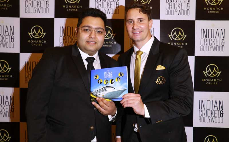 Monarch presents first ever Luxury Bollywood and Cricket cruise