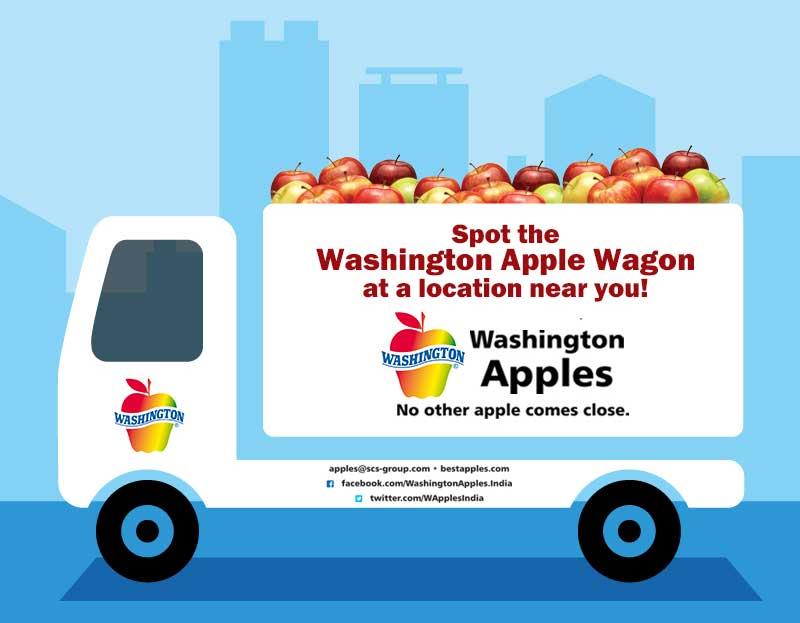 Washington-Apple-Wagon