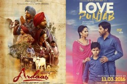 First Day Collection of Ardaas & Love Punjab; Both Gets Positive Response!